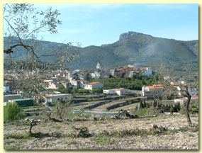 Village of Castells de Castells